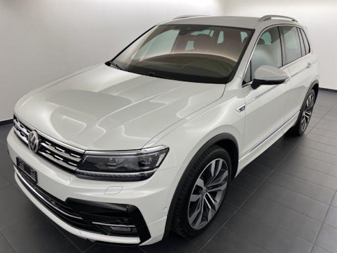 VW Tiguan 2.0TSI High 4M 58'400 km CHF34'800 - buy on carforyou.ch - 1