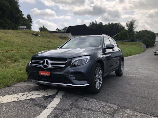 Mercedes-Benz GLC-Klasse GLC 220 d AMG Line 4Matic 45'900 km CHF35'900 - buy on carforyou.ch - 1
