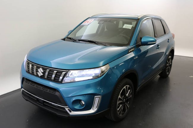 Suzuki Vitara 1.4 T Piz Sulai Top Hybrid 4x4 20 km CHF35'680 - acheter sur carforyou.ch - 1