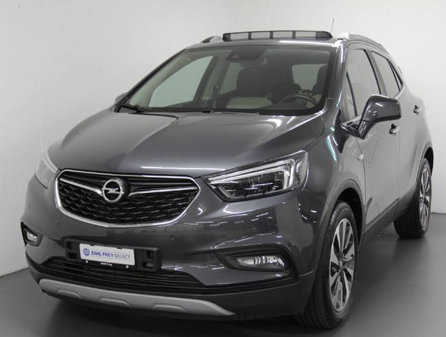Opel Mokka X 1.4T 4x4 Excellence S/S 50'911 km CHF19'500 - acquistare su carforyou.ch - 1