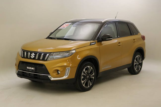 Suzuki Vitara 1.4 T Piz Sulai Top Hybrid 4x4 20 km CHF36'170 - acheter sur carforyou.ch - 1
