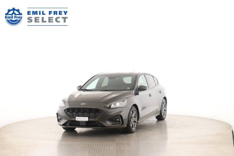 Ford Focus 1.5i EcoB SCTi 150 ST-Line 34'320 km CHF17'500 - buy on carforyou.ch - 1