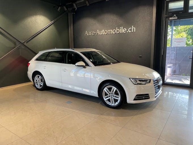 Audi A4 Avant 1.4 TFSI Sport S-tronic 37'550 km CHF25'900 - buy on carforyou.ch - 1