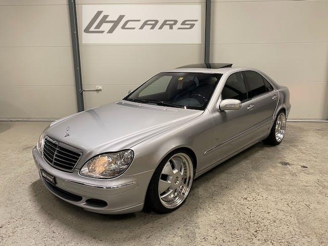 Mercedes-Benz S-Klasse S 500 L 4Matic 145'000 km CHF10'999 - acquistare su carforyou.ch - 1