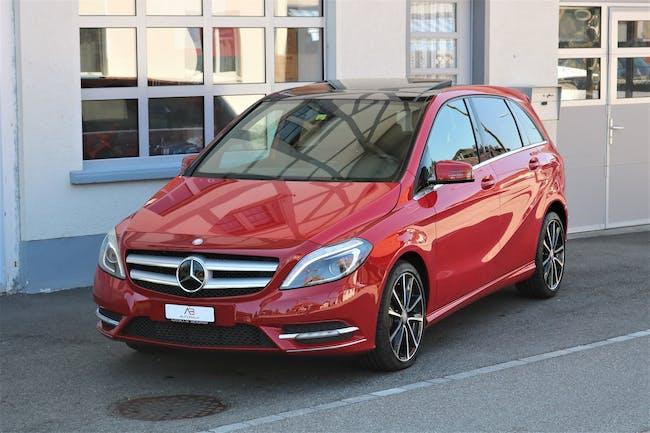 Mercedes-Benz B-Klasse B 200 CDI 7G-DCT 98'000 km CHF15'950 - buy on carforyou.ch - 1
