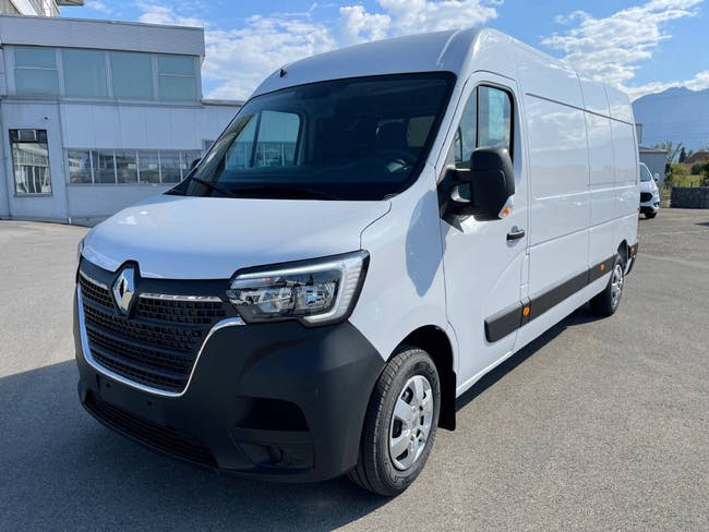 Renault Master Kaw. 3.5 t L3H2 2.3 dCi 150 TwinTurbo 10 km CHF52'074 - buy on carforyou.ch - 1