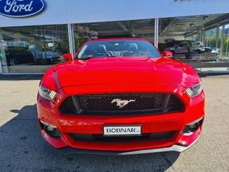 Ford Mustang Convertible 5.0 V8 GT 25'000 km CHF41'900 - buy on carforyou.ch - 3
