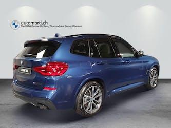 BMW X3 M40d 48V Steptronic 10 km CHF87'700 - buy on carforyou.ch - 3