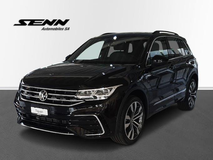 VW Tiguan 2.0TSI R-Line 4Motion DSG 10 km CHF50'560 - buy on carforyou.ch - 1