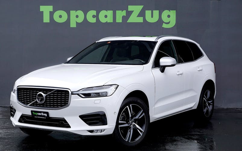 Volvo XC60 T6 AWD R-Design Geartronic 320 PS**CH-Auslieferung** 55'000 km CHF46'900 - buy on carforyou.ch - 1