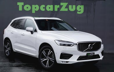 Volvo XC60 T6 AWD R-Design Geartronic 320 PS**CH-Auslieferung** 55'000 km CHF46'900 - buy on carforyou.ch - 2