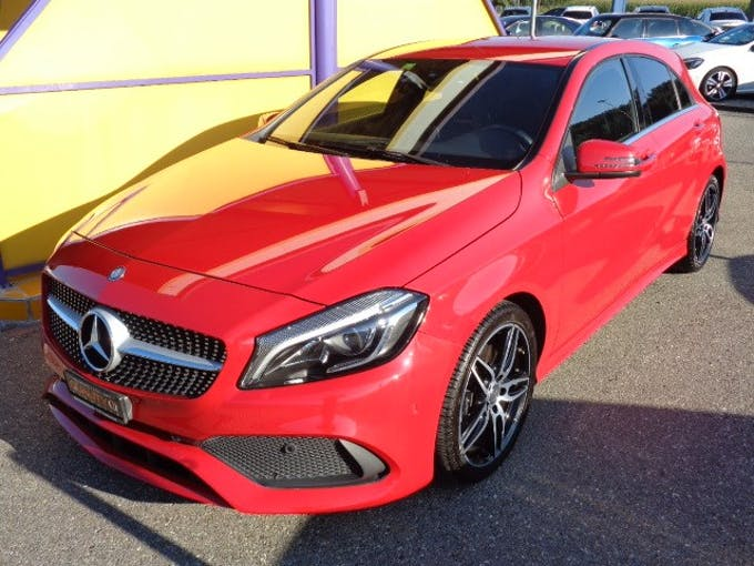 Mercedes-Benz A-Klasse A 220 AMG Line 4Matic 7G-DCT 86'000 km CHF23'900 - buy on carforyou.ch - 1