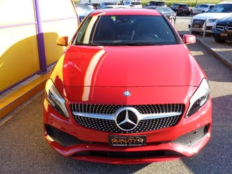 Mercedes-Benz A-Klasse A 220 AMG Line 4Matic 7G-DCT 86'000 km CHF23'900 - buy on carforyou.ch - 3