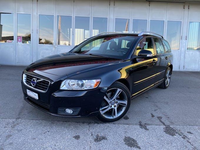 Volvo V50 D3 Business Edition 170'000 km CHF7'999 - buy on carforyou.ch - 1