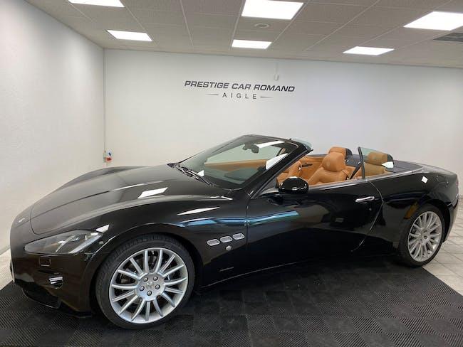 Maserati GranCabrio/Granturismo GranCabrio Automatica 17'500 km CHF88'800 - buy on carforyou.ch - 1