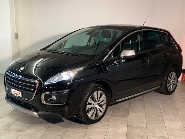 Peugeot 3008 1.6 16V T Active 127'000 km CHF7'900 - acquistare su carforyou.ch - 1