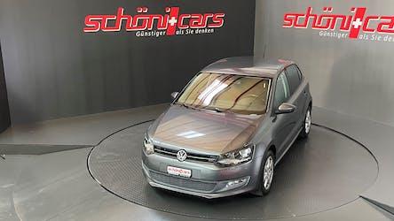 VW Polo 1.2 TSI Comfortline 83'900 km CHF7'890 - buy on carforyou.ch - 2
