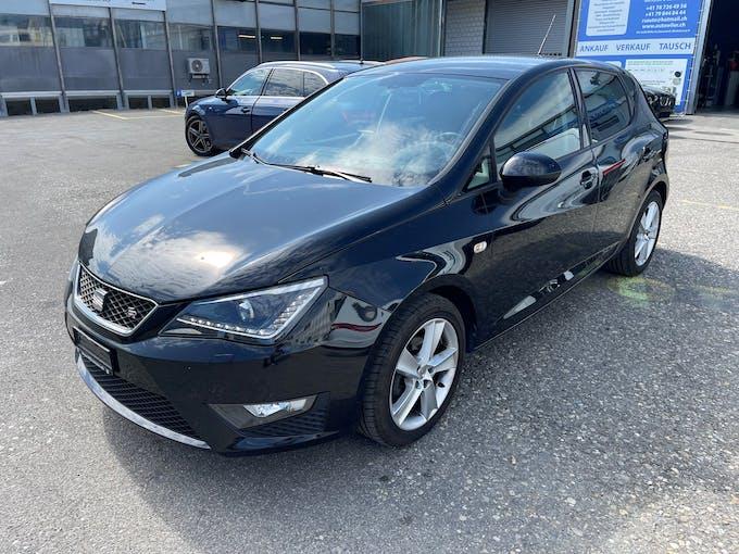 SEAT Ibiza SC 1.2 TSI FR Viva Stopp-Start 108'000 km CHF3'600 - buy on carforyou.ch - 1