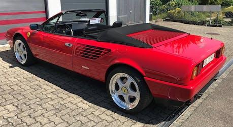 Ferrari Mondial 3.2 Cabriolet 95'000 km CHF58'000 - buy on carforyou.ch - 3