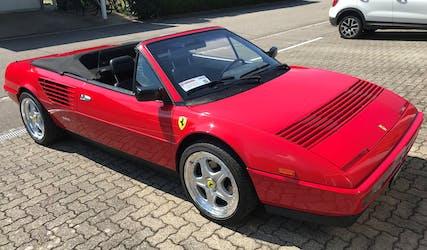 Ferrari Mondial 3.2 Cabriolet 95'000 km CHF58'000 - buy on carforyou.ch - 2
