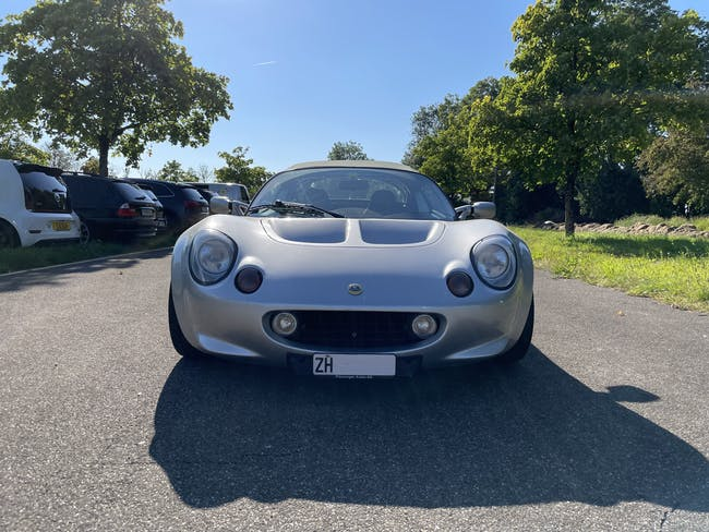 Lotus Elise 1.8 16V 111 S 87'000 km CHF29'100 - kaufen auf carforyou.ch - 1