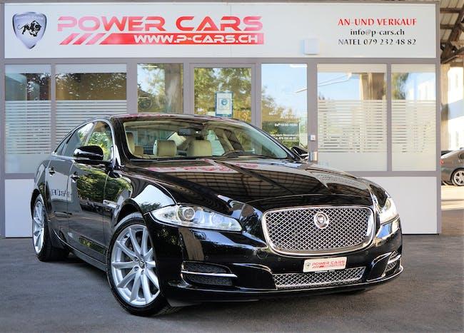 Jaguar XJ 3.0 V6 S/C Premium Luxury Automatic AWD 115'000 km CHF23'900 - acheter sur carforyou.ch - 1