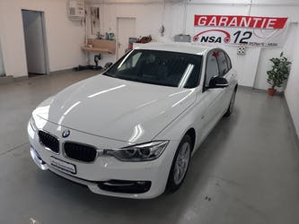 BMW 3er 320i xDrive Sport Line Steptronic 128'000 km CHF16'500 - buy on carforyou.ch - 2