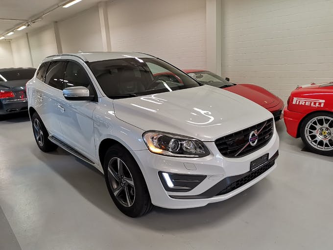 Volvo XC60 D5 AWD Kinetic R-Design Geartronic 103'900 km CHF18'900 - buy on carforyou.ch - 1