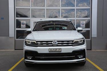 VW Tiguan 2.0TSI R-Line Highline 4Motion DSG 18'900 km CHF38'990 - buy on carforyou.ch - 3