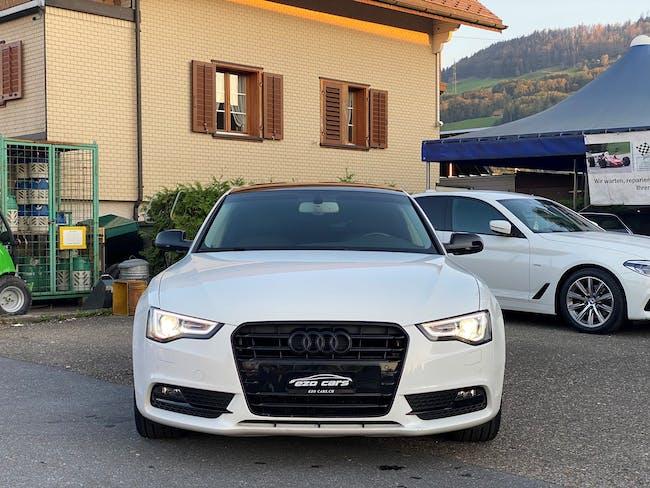 Audi A5 Sportback 2.0 TDI quattro S-tronic Sport Line 129'456 km CHF24'990 - buy on carforyou.ch - 1