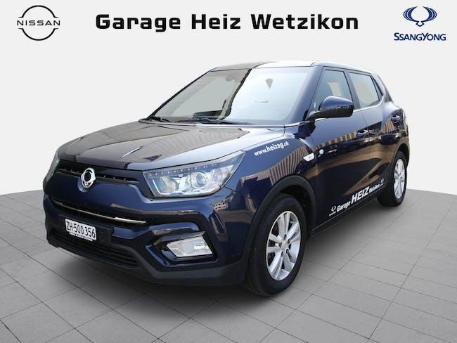 SsangYong Tivoli 1.6 eXDi ME Limited Edition 4WD 13'000 km CHF21'400 - buy on carforyou.ch - 1