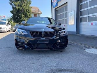 BMW 2er M240i xDrive SAG Cabrio 55'900 km CHF37'200 - kaufen auf carforyou.ch - 2