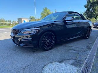 BMW 2er M240i xDrive SAG Cabrio 55'900 km CHF37'200 - kaufen auf carforyou.ch - 3