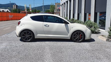 Alfa Romeo Mito 1.4 TB Distinctive 140'000 km CHF5'900 - kaufen auf carforyou.ch - 2
