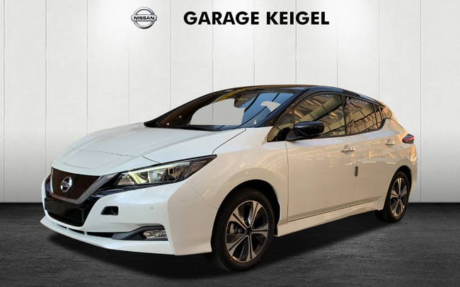 Nissan Leaf e+ N-Connecta 2'000 km CHF36'500 - acheter sur carforyou.ch - 1