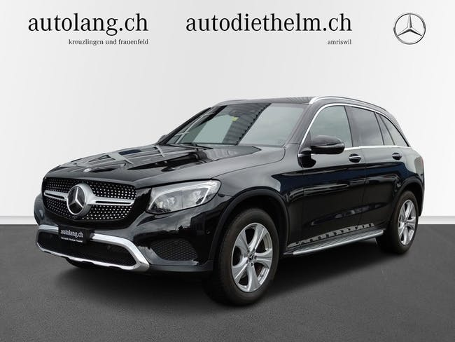 Mercedes-Benz GLC-Klasse GLC 250 d Exclusive 4Matic 84'200 km CHF39'800 - buy on carforyou.ch - 1