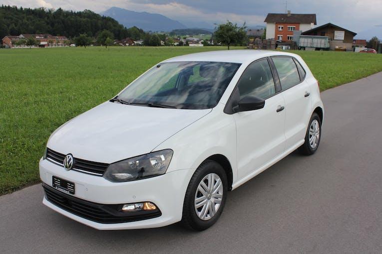 VW Polo 1.0 BMT Trendline 113'000 km CHF7'999 - buy on carforyou.ch - 1