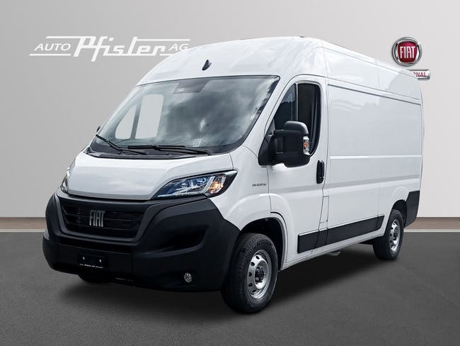 Fiat Ducato 290 35 3450mm H2 2.3 Serie 8 15 km CHF40'900 - buy on carforyou.ch - 1