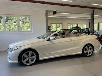 Mercedes-Benz E-Klasse E-CLASS E 550 Cabrio 42'000 km CHF29'500 - buy on carforyou.ch - 2