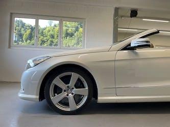 Mercedes-Benz E-Klasse E-CLASS E 550 Cabrio 42'000 km CHF29'500 - buy on carforyou.ch - 3