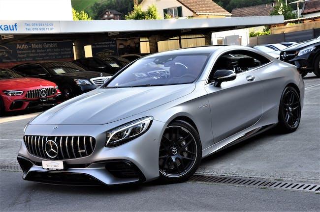 Mercedes-Benz S-Klasse S 63 AMG Coupé 4Matic Speedshift MCT 36'500 km CHF139'900 - acquistare su carforyou.ch - 1