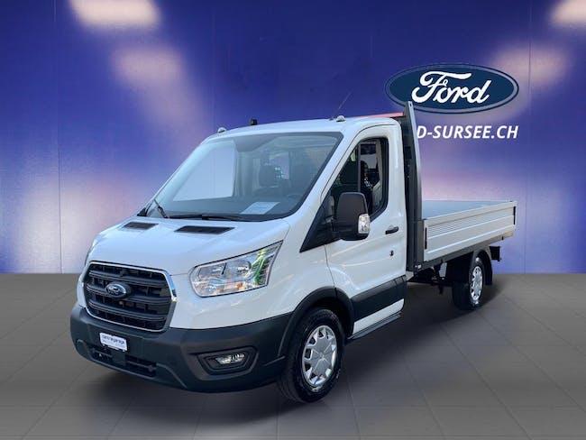 Ford Transit Brücke 350 L2 2.0TDCi 130 PS Trend 300 km CHF31'990 - buy on carforyou.ch - 1