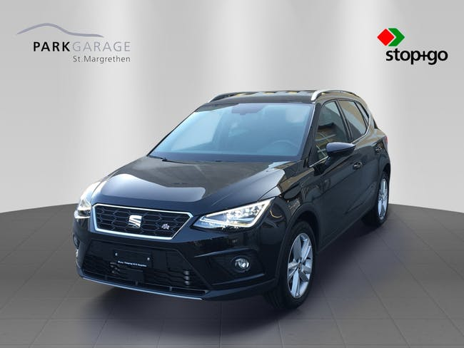 SEAT Arona 1.0 TSI 115 FR 26'500 km CHF21'800 - buy on carforyou.ch - 1
