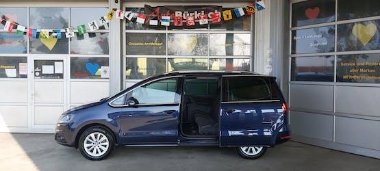 SEAT Alhambra 2.0 TDI Style 4Drive 175'000 km CHF21'999 - buy on carforyou.ch - 3