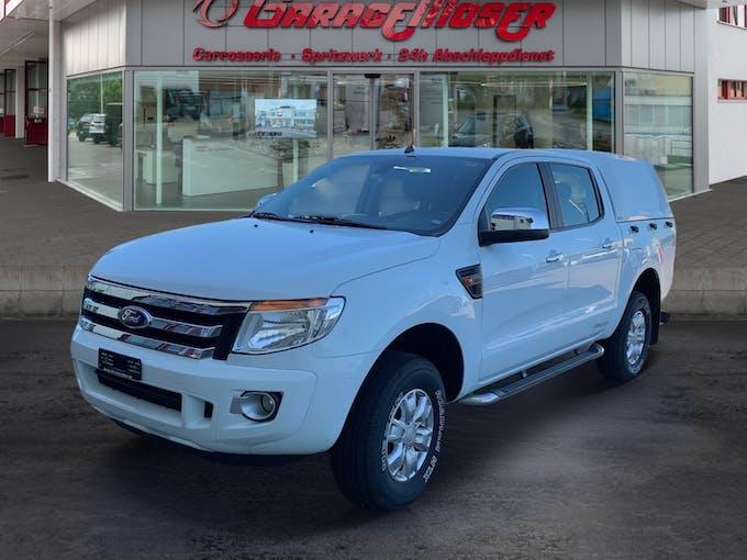 Ford Ranger DKab.Pick-up 2.2 TDCi 4x4 XLT 155'000 km CHF18'900 - buy on carforyou.ch - 1