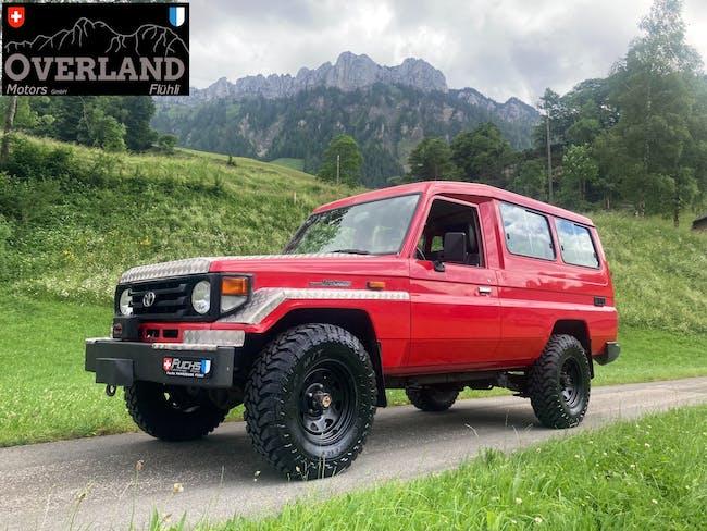 Toyota Land Cruiser 400 Hdt Long 4.2D 169'000 km CHF46'900 - kaufen auf carforyou.ch - 1