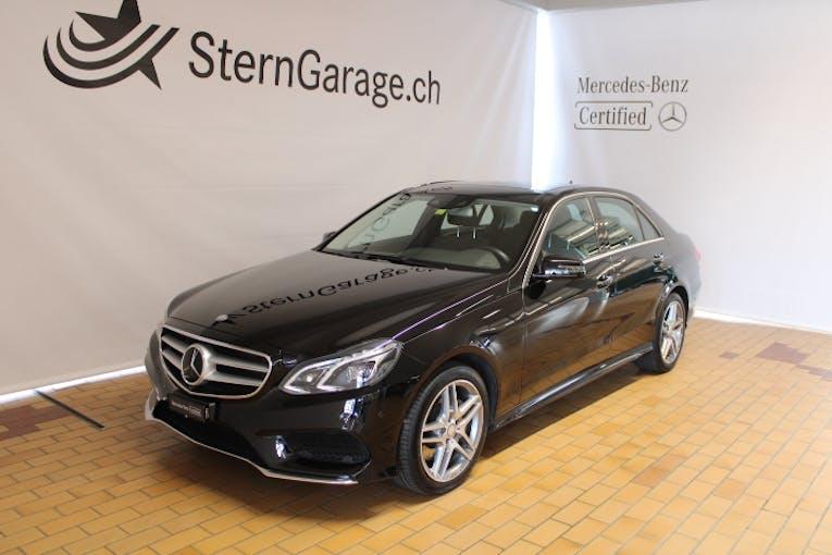 Mercedes-Benz E-Klasse E 400 4Matic Avantgarde 136'000 km CHF25'500 - buy on carforyou.ch - 1