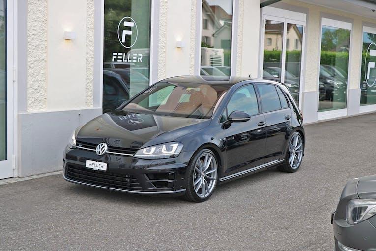 VW Golf 2.0 TSI R 4Motion DSG 158'000 km CHF22'500 - buy on carforyou.ch - 1