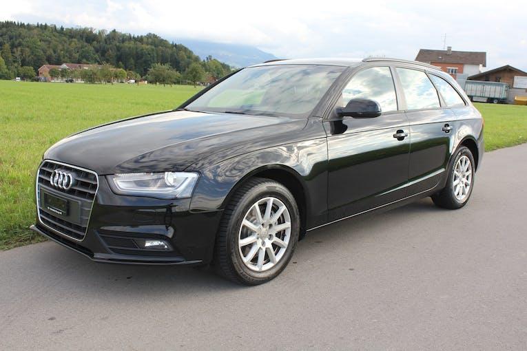 Audi A4 Avant 2.0 TDI 185'000 km CHF11'990 - buy on carforyou.ch - 1