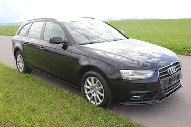 Audi A4 Avant 2.0 TDI 185'000 km CHF11'990 - buy on carforyou.ch - 2